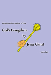 God's Evangelism by Jesus Christ